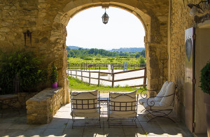 Mas Pichony, a touch of Bali in Provence