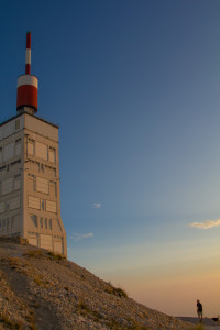 50 shades of evening light at Mont Ventoux